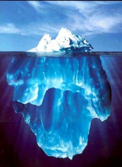 the iceberg the beholders series the iceberg effect