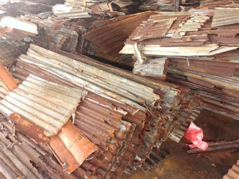 Scrap Seng by Scrap Rongsok Jual Seng Timyar Riau