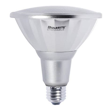 wet rated light bulbs bulbrite 90w equivalent warm white par38 dimmable led wet