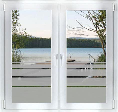 Haus Fenster Sichtschutz by Klebefolie Fenster Sichtschutz Haus Ideen