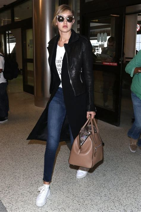 Style Crush Style Cool by Casual Cool Style Crush Gigi Hadid Stylebistro