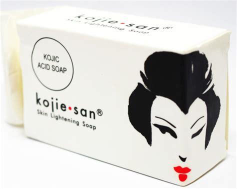 Promokojie San Lightening kojie san skin lightening soap review fs fashionista