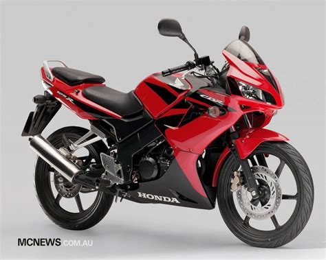 honda cbr125r honda cbr125r review and photos