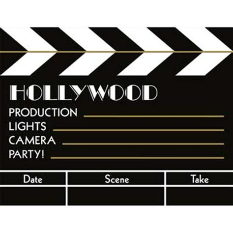 free templates for hollywood invitations hollywood party invitations theruntime com