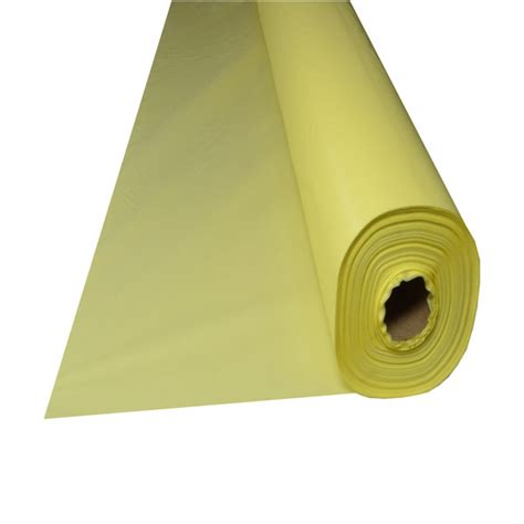 gold table cover roll yellow plastic table cover roll 40 quot x 300 maskas