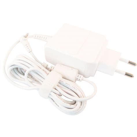 adaptor asus 19v 1 58a small white