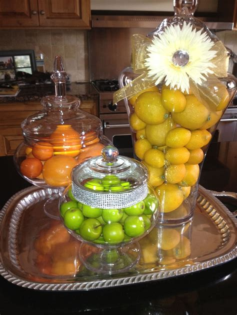 kitchen island centerpiece pin by stephanie may on centerpieces pinterest