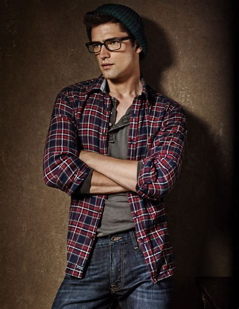 Casual Trend Alert Plaid Shirts Andjeans by O Pry For Lucky Brand Fall Winter 2013