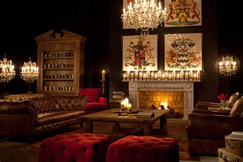 Media Room Wall Sconces - room concepts timothy oulton