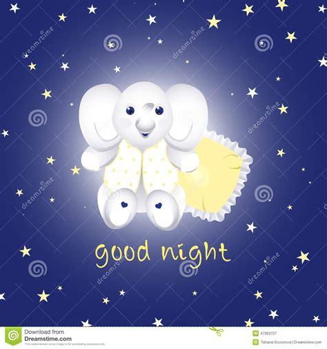 imagenes bonitas de good night buona notte illustrazione di stock illustrazione di amore