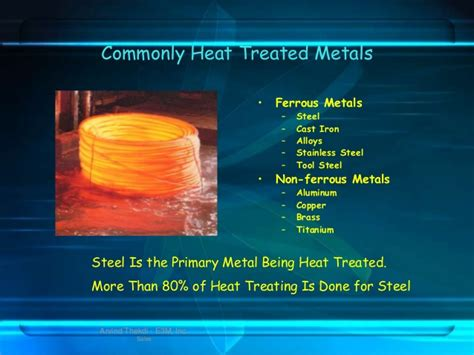 heat treating metals heat treatment the best one
