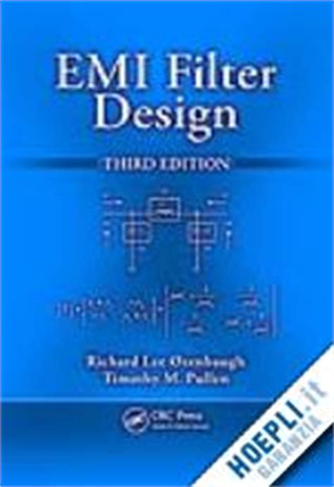 emi filter design third edition books emi filter design third edition ozenbaugh richard