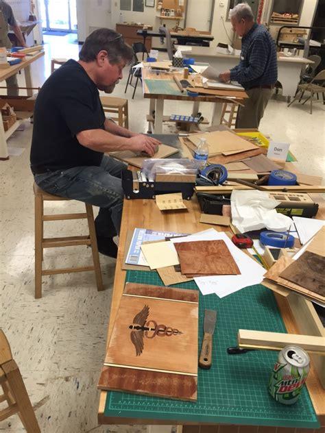 kansas city woodworkers guild class schuerch woodwork