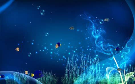cartoon wallpaper or screen saver aquarium animated wallpaper