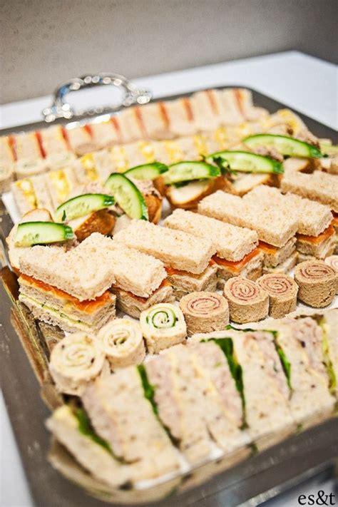 baby shower sandwich recipes 17 best ideas about mini sandwich appetizers on
