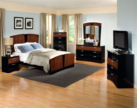 black and brown bedroom queen bedroom sets for the modern style amaza design