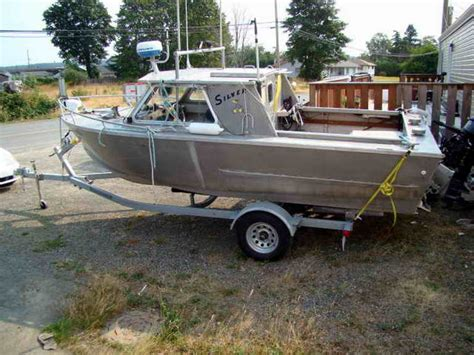 used aluminum fishing boat for sale ontario sport fishing commuter boat
