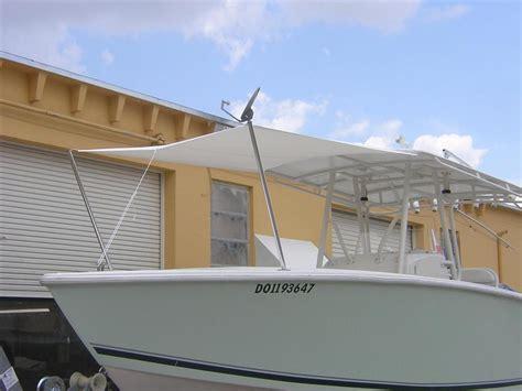 boat canvas florida white canvas boat shade 3 boca canvas