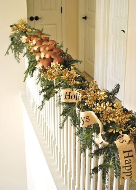 how do i decorate my house 100 awesome christmas stairs decoration ideas digsdigs