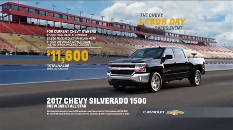 car ads 2017 tv ads chevrolet rides out summer with most seen car