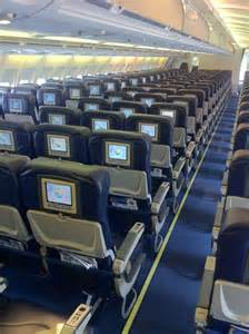 Thomas Cook Interior File Thomas Cook Airlines Airbus A330 Economy Class Cabin