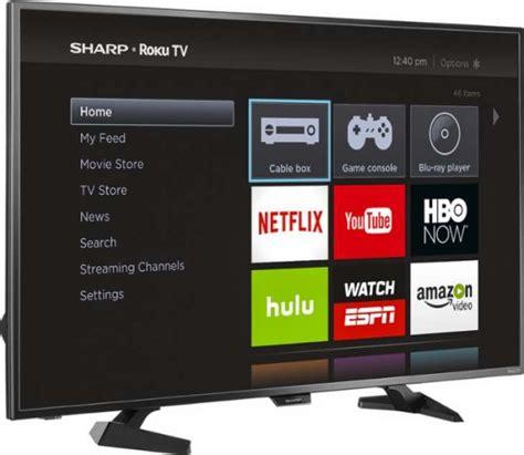Led Sharp 43 Inch sharp lc 43lb481u 43 inch roku tv review for november 2016 product reviews net