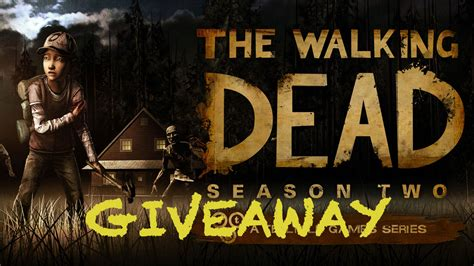 The Dead Giveaway - the walking dead season 2 giveaway dualshockers