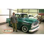 1959 Apache Truck 283 V8 Old School Shop Vibe With Killer