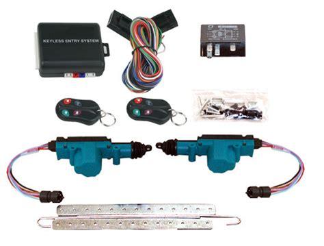 Power Door Locks by Electric 95120 2 Door Power Door Lock And Keyless Entry Kit Quadratec