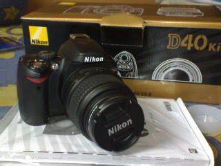 Battery Nikon En El9 Untuk Kamera Nikon D40 D40x D60 D5000 toko resky elektronik digital