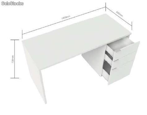 escritorio blanco segunda mano mesa escritorio blanco bromby2