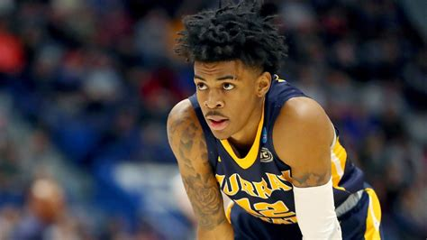 whats   ja morant   ncaa tournament performance