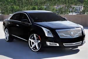 Cadillac Xts Custom Lexani Grilles Luxury Custom Grilles Carid