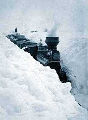 worst snowstorms in history the ten worst snowstorms in world history