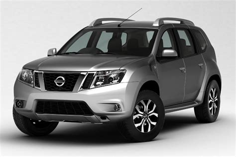Karpet Nissan Terrano nissan terrano gets optional third row seat car news