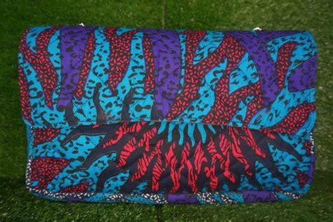Faiza Maxi ankara product of the day faiza maxi quilted handbag by