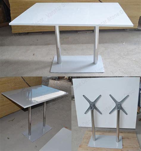 white marble desk white marble rectangular dinner table white acrylic