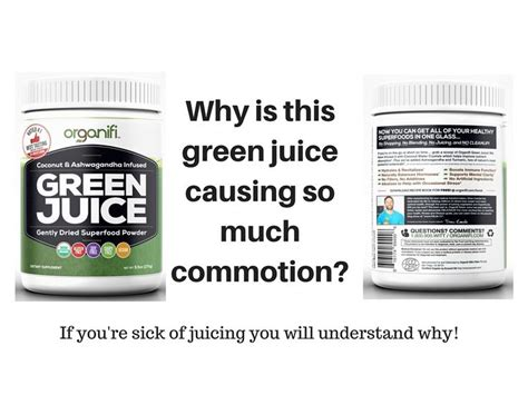 Detox With Drew Reviews by The Organifi Green Juice Reviews 2016 Tired Of Juicing