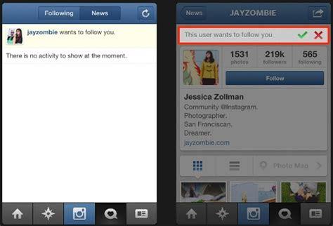 tutorial private instagram cara menjadikan profil instagram kamu menjadi private