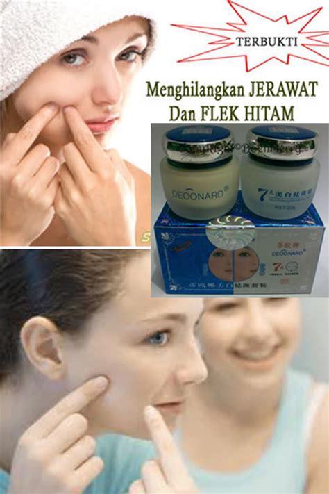 cream herbal deonard biru pemutihjerawat