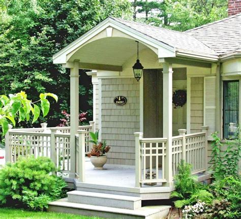 Small Front Patio Ideas by 30 Cool Small Front Porch Design Ideas Digsdigs