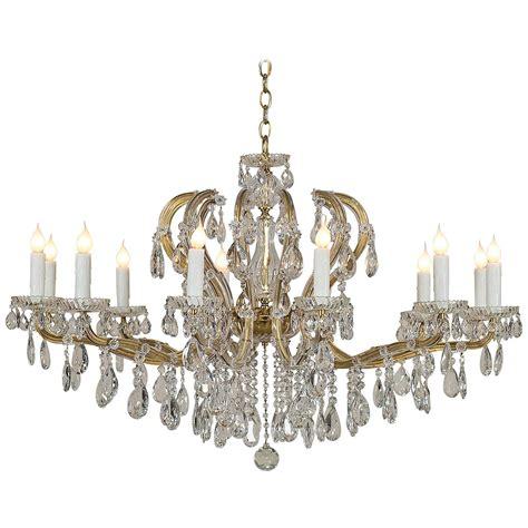 austrian chandelier theresaquot vintage austrian chandelier circa