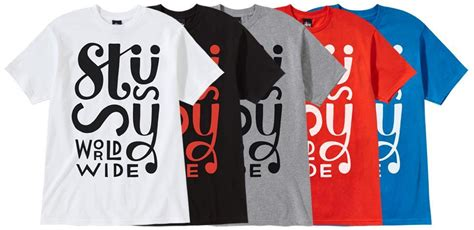 Kaos Stussy 1 By Ione Clothing so much stussy on my i m like one of unlock the swag