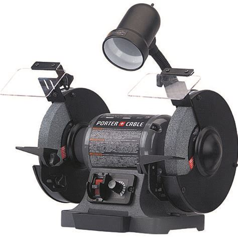 porter cable variable speed bench grinder porter cable product details for 8 in variable speed
