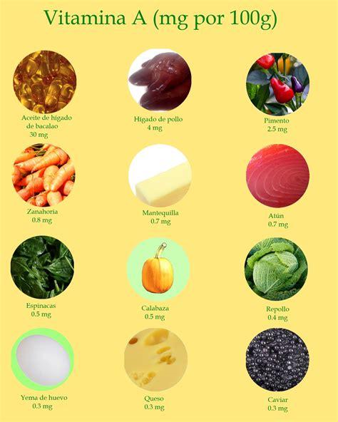alimento con vitamina d vitamina a en alimentos calor 237 as y nutrientes