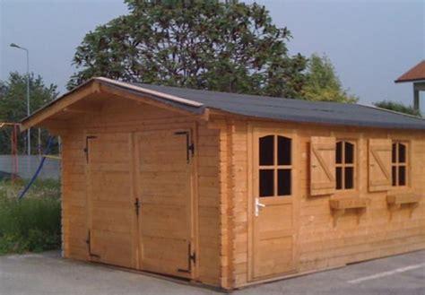 box auto in legno box auto casette e garage in legno