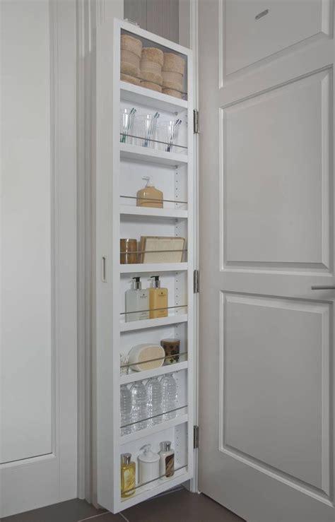 door storage cabinet hinge mounted best 25 door storage ideas on space