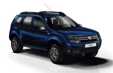 Western Upholstery Limited Edition Duster And Lodgy Unveiled For 2015 Geneva