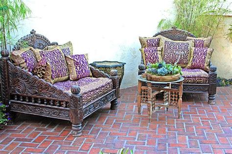 Jhula For Living Room Jhula Single Seat Indian Carved Furniture Chair