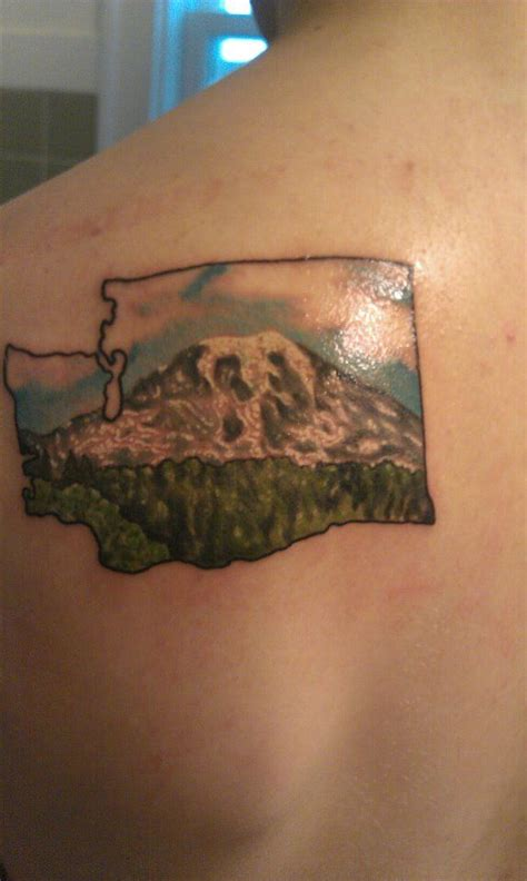 washington tattoo 44 best inspo images on ideas